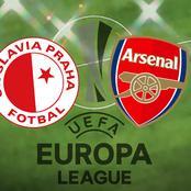 Arsenal's Clinical Lineup That Can Destroy Slavia Prague