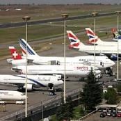Nigerian Airport Attacked