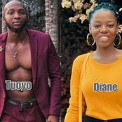 Check Out Cute Pictures of Diane And Tuoyo