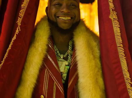 DMW Boss, Davido Celebrates 100 Million Album Streaming in 3 Days