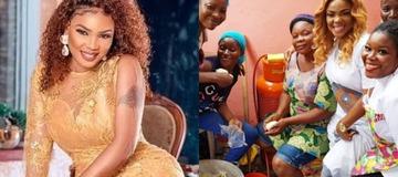 Do You Know Popular Yoruba Actress, Iyabo Ojo Has Amala Canteen In Lekki? See Lovely Photos