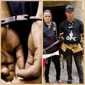 Video: OPC Arrest The Suspected Fulani Kidnappers Gang Leader, Wakili And His Associates