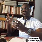 Doumbia Major écrit à l'opposition : «Affaire d'obéissance civile de Bédié là, ça commence quand ?»