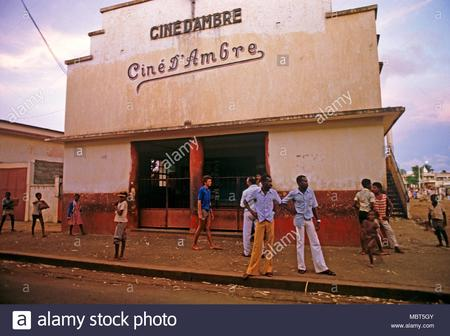 Madagascar movie industry