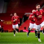 Bruno Fernandes Wins Another Award In Manchester United