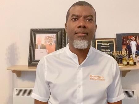 Africans Prefer Downloading Latest Songs Of Thuggish Rappers, Reason Why They Are Poor -Reno Omokri