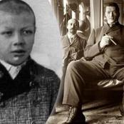 Adam Rainer: The Dwarf Who Became A Giant