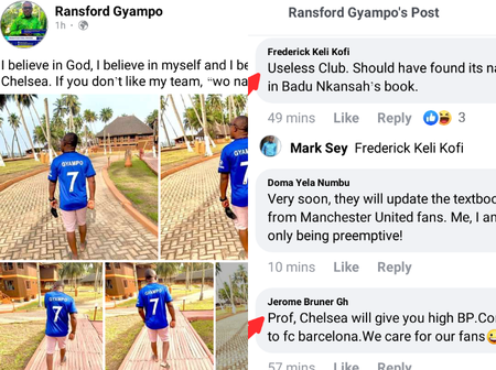 You've Disappointed Me Big Time - Ghanaians React As Prof. Gyampo Reveals The Club He's Supporting