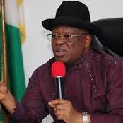 Umahi: I Planned My Defection To APC With Anyim, Others