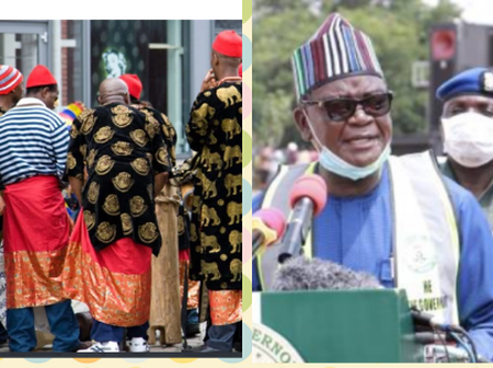 Today's Headlines: Group Blows Hot Gives Igbo 7 Days To Leave Calabar, Dozens Feared Dead In Taiwan