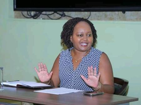 What Ann Waiguru Said After Kirinyaga MCA Pass The BBI Bill