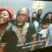 UZALO: Church members will destroy KKC and the new pastor. See here