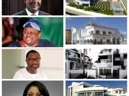 Who has the Finest House Among Dangote, Adenuga, Alakija and Otedola