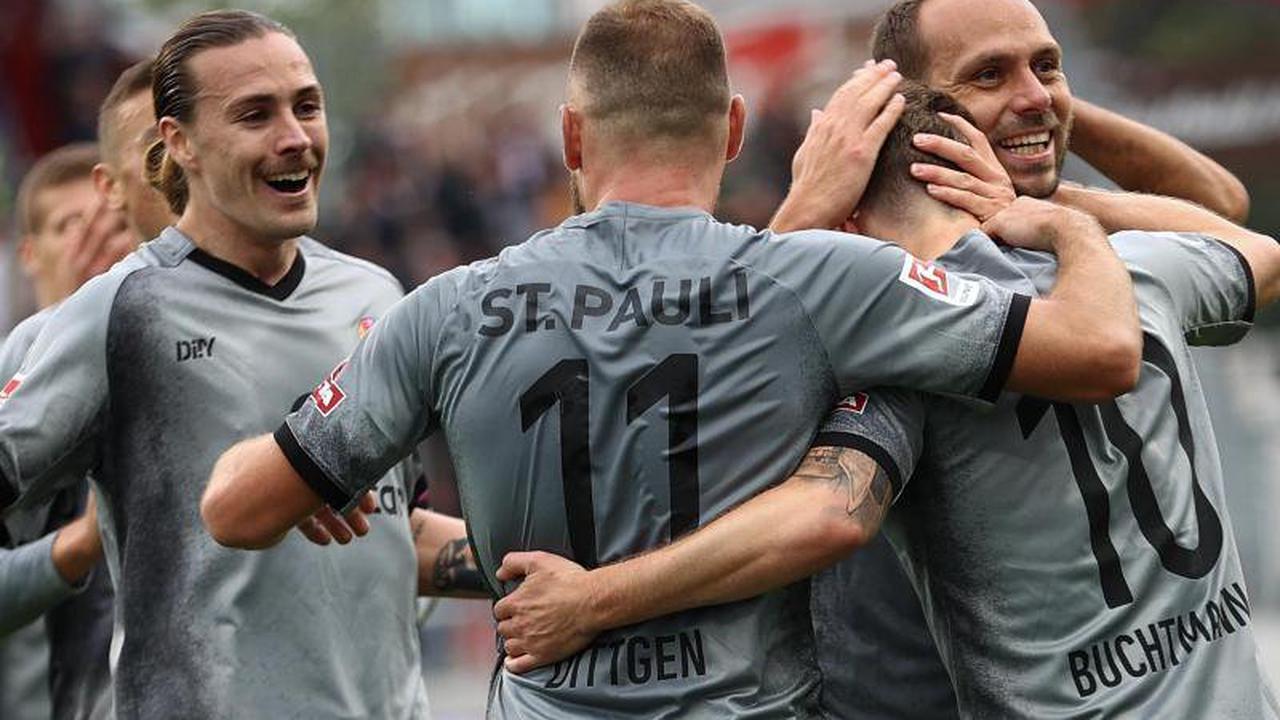 FC St. Pauli möchte beim KSC Auswärts-Misere durchbrechen