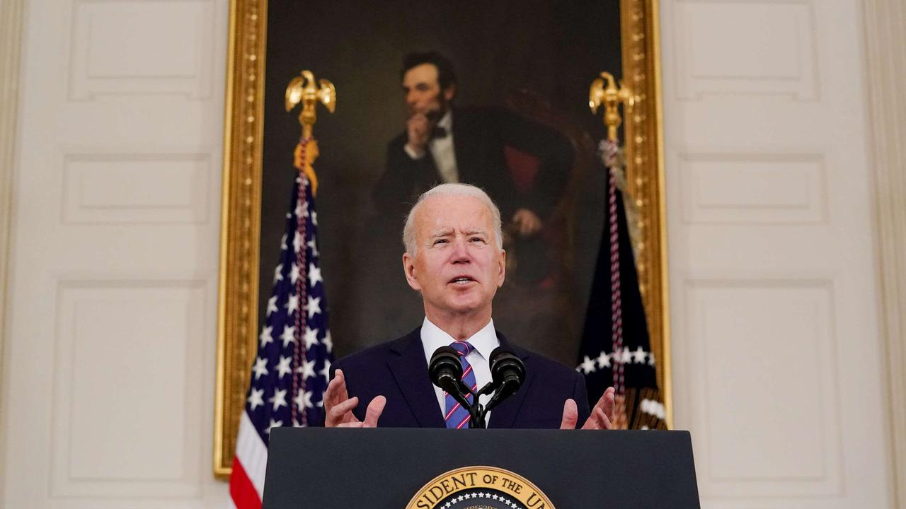 Biden to target 'ghost guns' and 'red flag' laws in new gun control measures