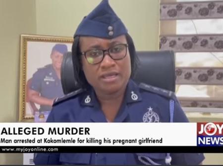 Alleged Murder: Man arrested at KoKomlemle for Killing his Pregnant girlfriend