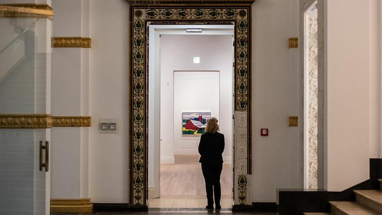 """""""The Cool and the Cold"""" im Berliner Gropius Bau"""