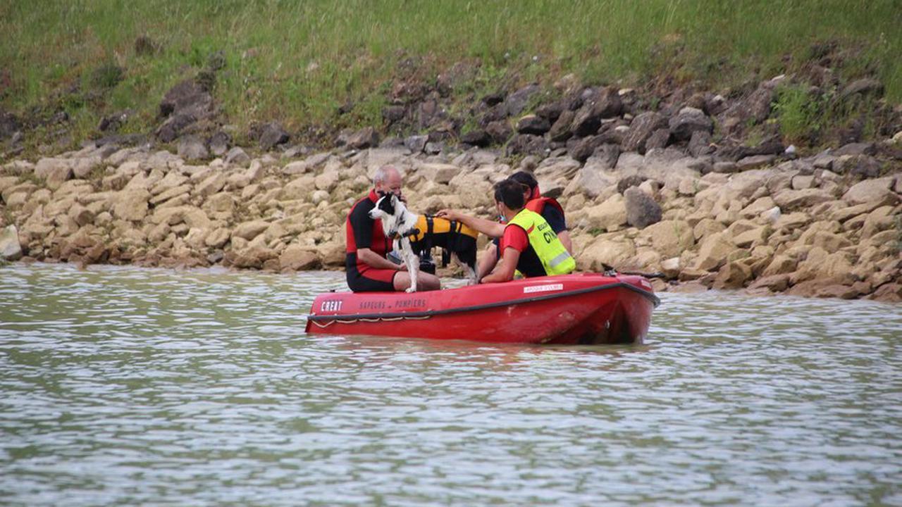 Ariège : un kayakiste d'une trentaine d'années porté disparu au lac de Montbel