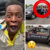 Video: Look At The Moment The DSS Tried To Arrest Sunday Ighoho
