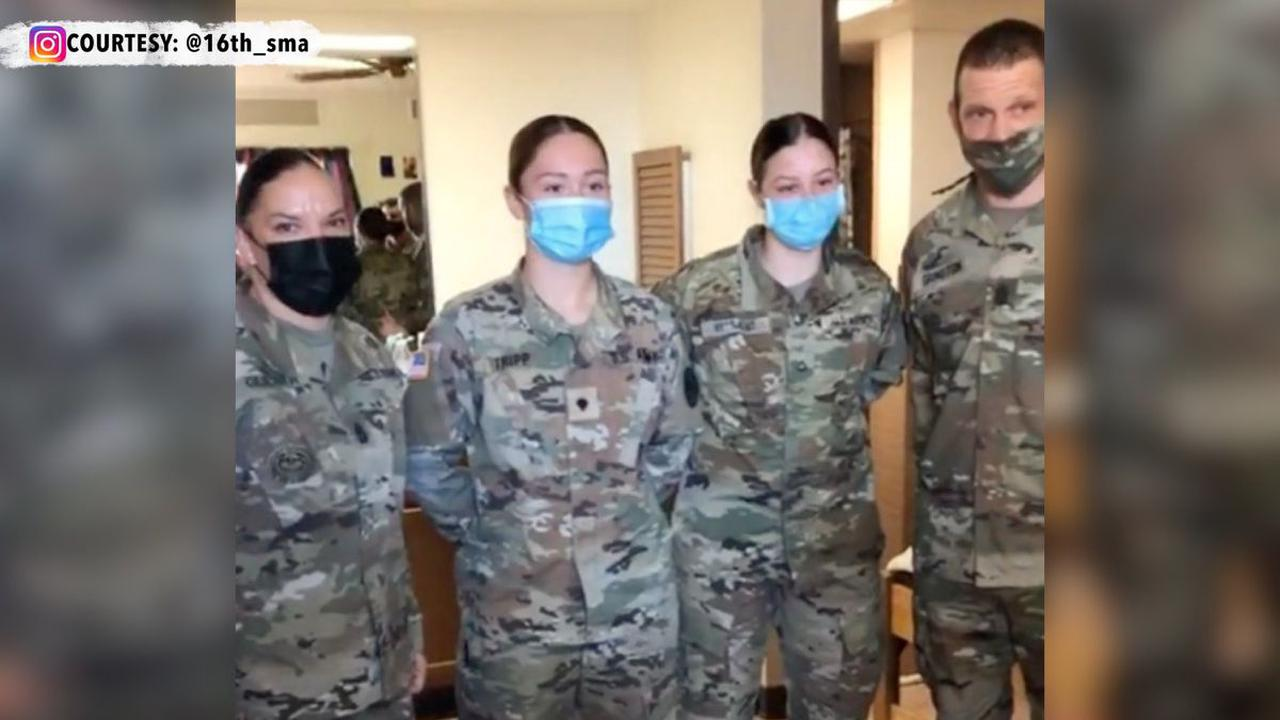 SMA Grinston honors Ft. Hood soldiers during visit