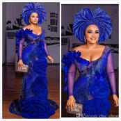 40 captivating Ankara and lace gown styles your tailor can make for you