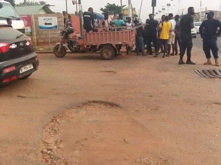 17 drivers arrested at Medina, Accra