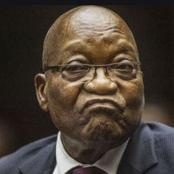 Breaking News: Fikile Mbalula says all Zuma Did Was Sing.