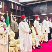 South East Governors Meet In Owerri To Discuss The Insecurity Challenges In The Region