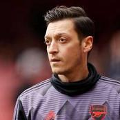 Arsenal finally let go of their star player Mesut Ozil by mutual consent