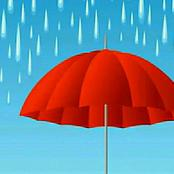 Prepare for Long Rainy Season in March April and May if you Live in the Following Counties