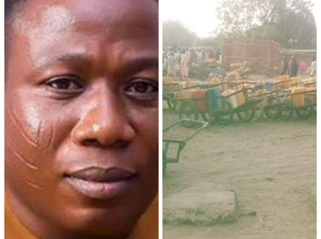 Today's Headlines: Man Revealed Why Igboho Was Invited By Police, Water Shortage Hit Borno
