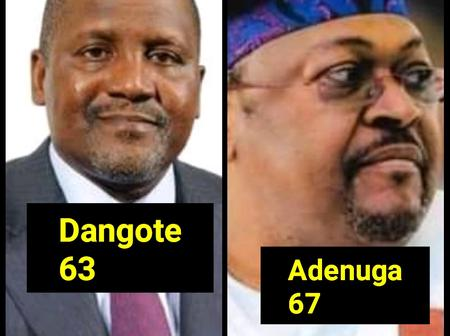 Billionaire's Month: See Nigerian Billionaires Who Are Born In April(Details & Photos)