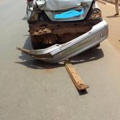 Boromo : grave accident entre un car de transport en commun et un véhicule personnel à l'entrée