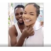 10 Loved-Up Pictures Of Laycon And Nengi Sharing Friendship Goals