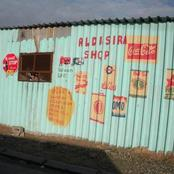 Why are most shops in black townships run by foreign immigrants?