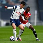 Shame As Some  Manchester United Fans Target Spurs Player With Racist Comments