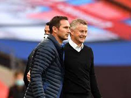 Is Lampard Afarid of Manchester United? Here is What Frank Lampard Said About Manchester united