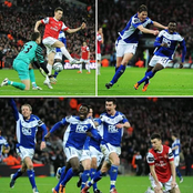 See The Nigerian Striker Who Scored The Winning Goal Against Arsenal In The 2011 League Cup Final
