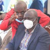 Dennis Itumbi's Post of Ameru Residents Singing For DP. Ruto Causes A Stir On Socialmedia