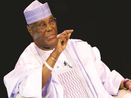 Every Nigerian With Children Still Of School Age Should Receive N5000 Monthly-  Atiku Insists