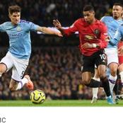 After Man City And Man U Played 0-0 In Their First EPL Match, See What They Might Play Today.
