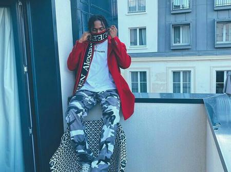 Photos Of Runtown In France Before The Pandemic