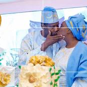 Check out these 4 romantic pictures of Adeboye and his wife, as he celebrates his birthday today