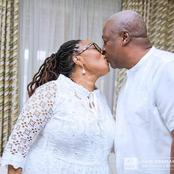 Your Love And Encouragement Have Been Such A Gift To Me - John Mahama To Lordina