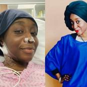 After Her Surgery, See What She Said That Caused Reactions