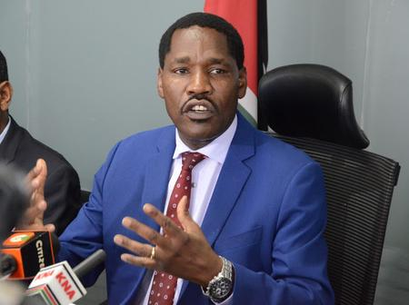 Uhuru Told To Fire CS Munya For Failing To Curb The Locust Menace.