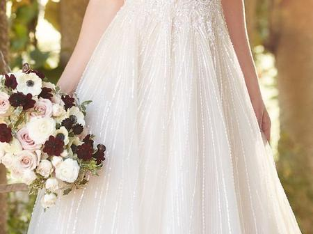 Cute Wedding Gown Inspirations For You