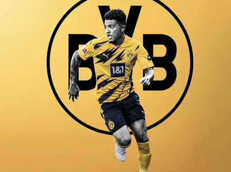 Borussia Dortmund will not sell Jadon Sancho in January even for €120m