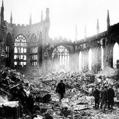 Here's a list of 14 things you may not know about the Coventry Blitz