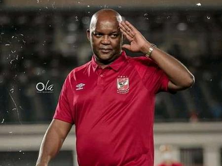 SAFA considers hiring Pitso Mosimane